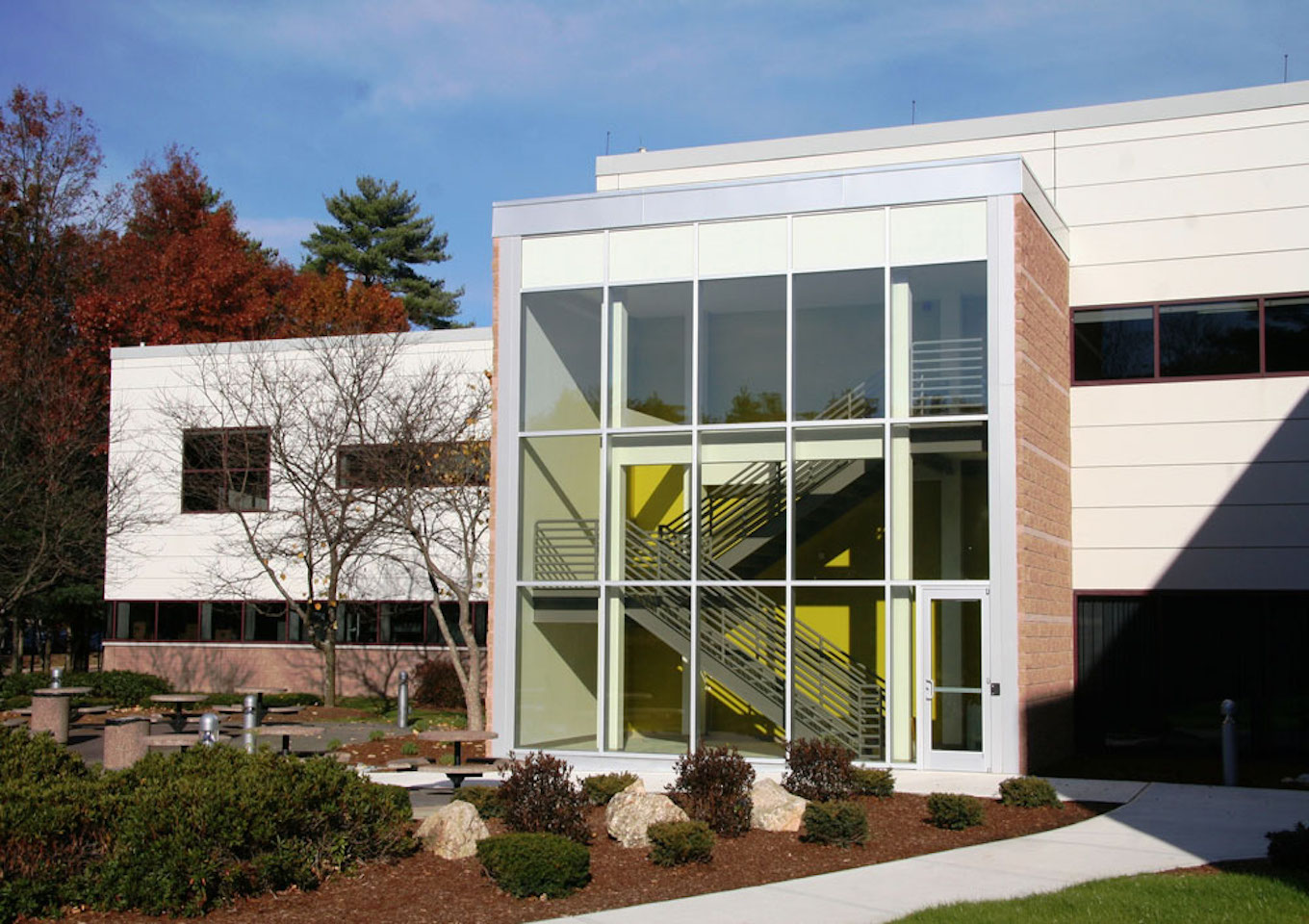 Andover Data Center Improvements