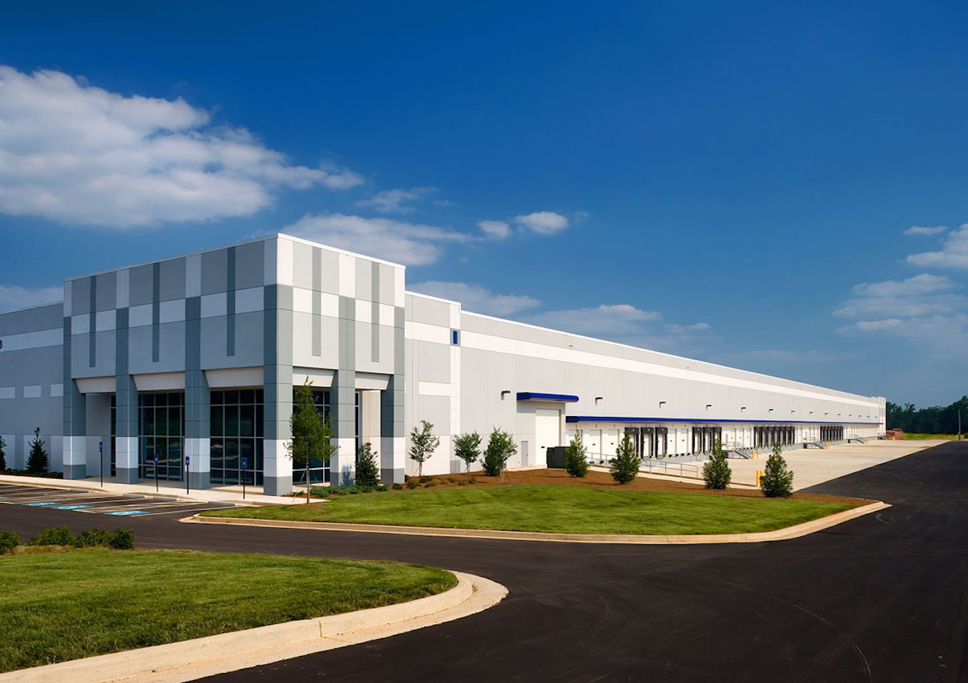 King Mill Distribution Center Building 3, Phase I