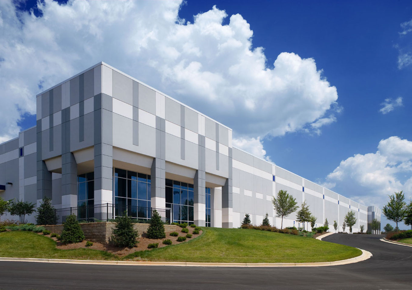 King Mill Distribution Center Building 3, Phase II