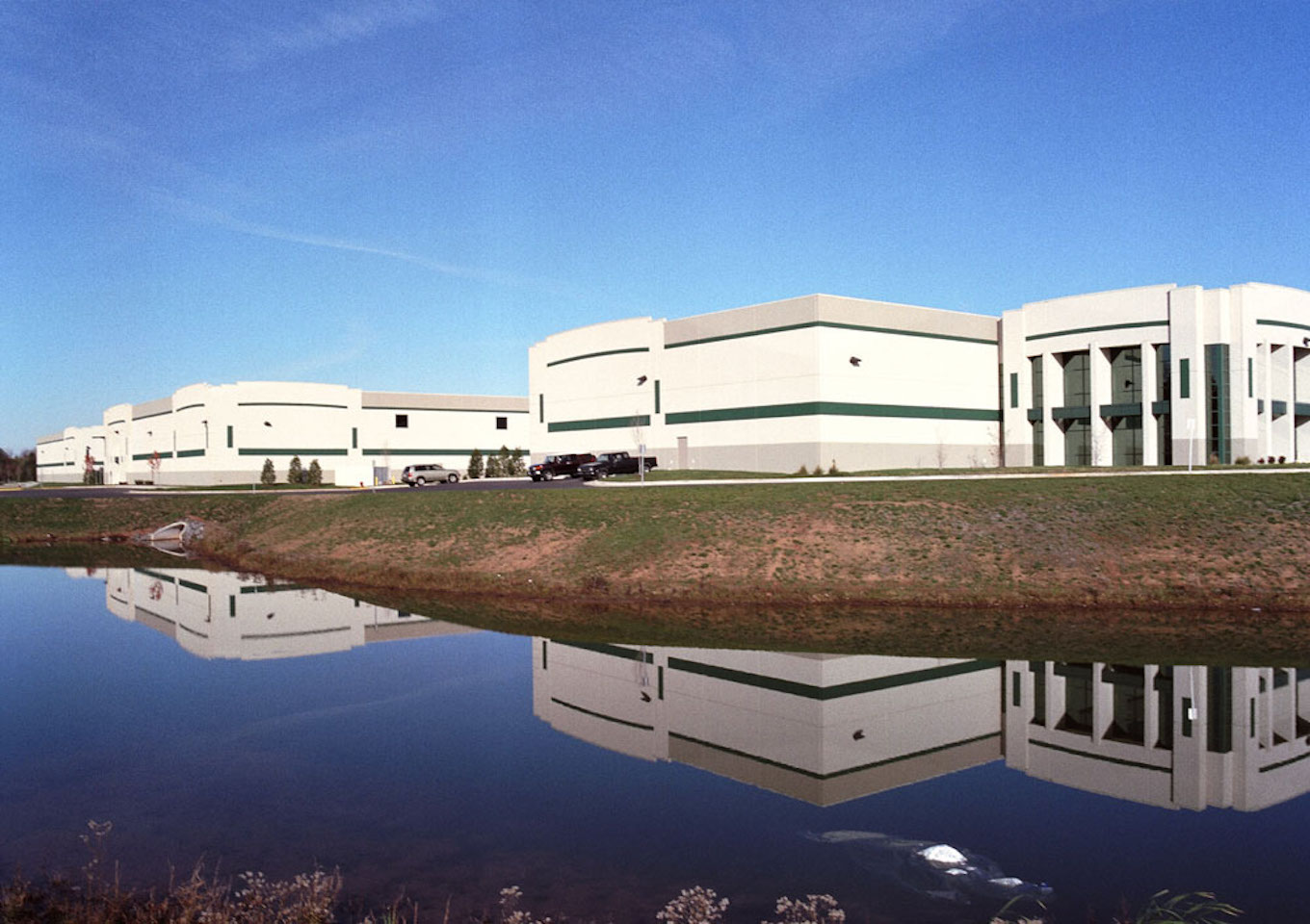 Prologis Park Gateway Phase II Buildings 1-3