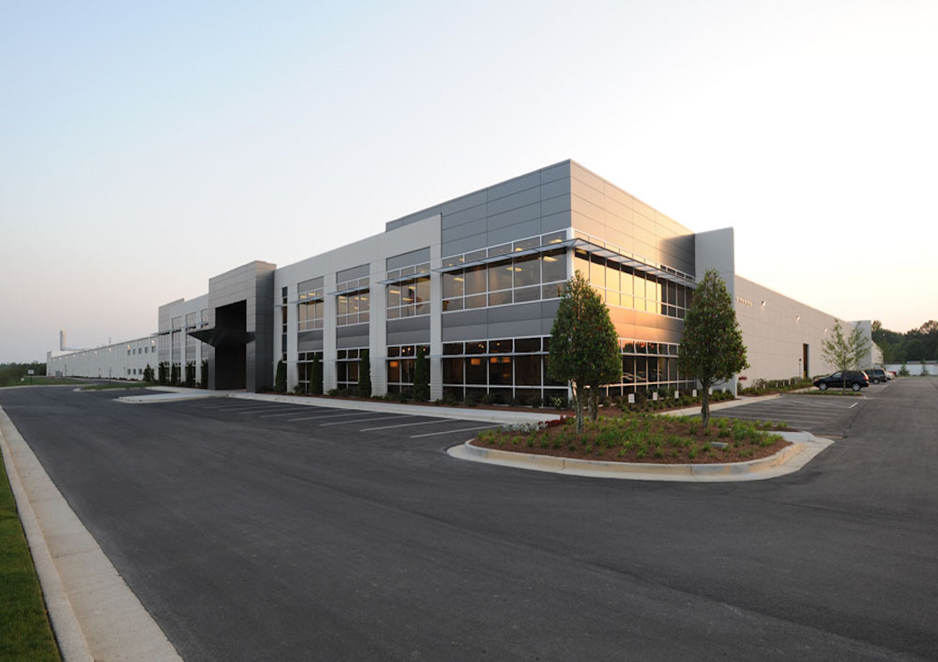 IVC Manufacturing Facility
