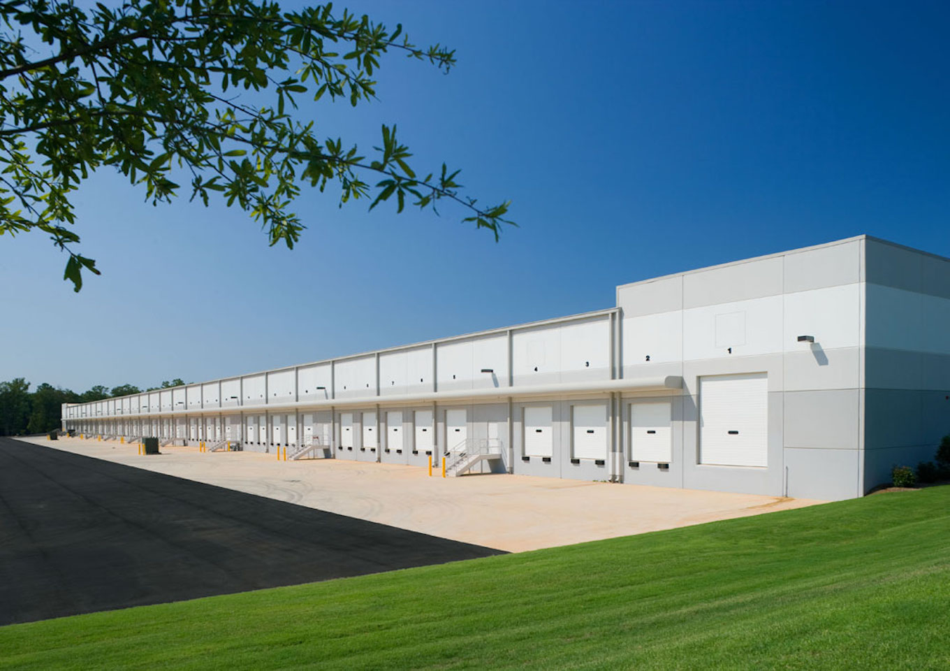 Westridge Logistics Center 100/200