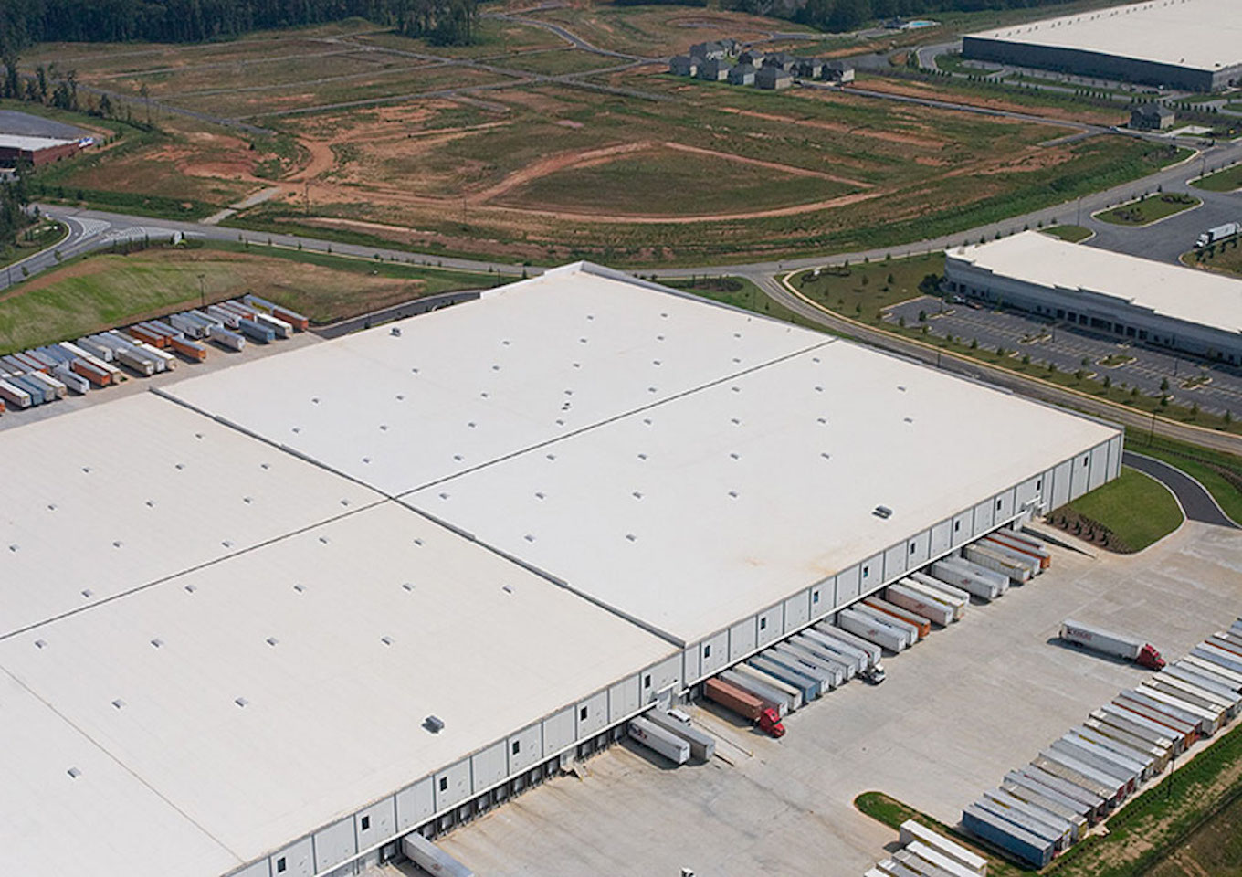 Southport Logistic Center Expansion
