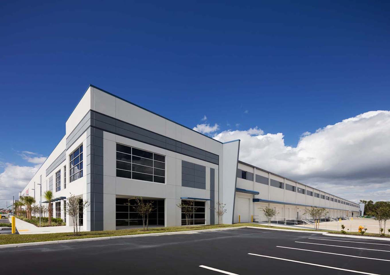 Lakeland Logistics Center Building 100