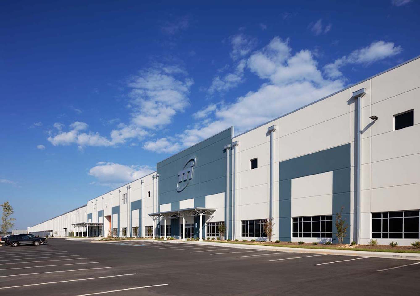 TTi Distribution and Manufacturing Center