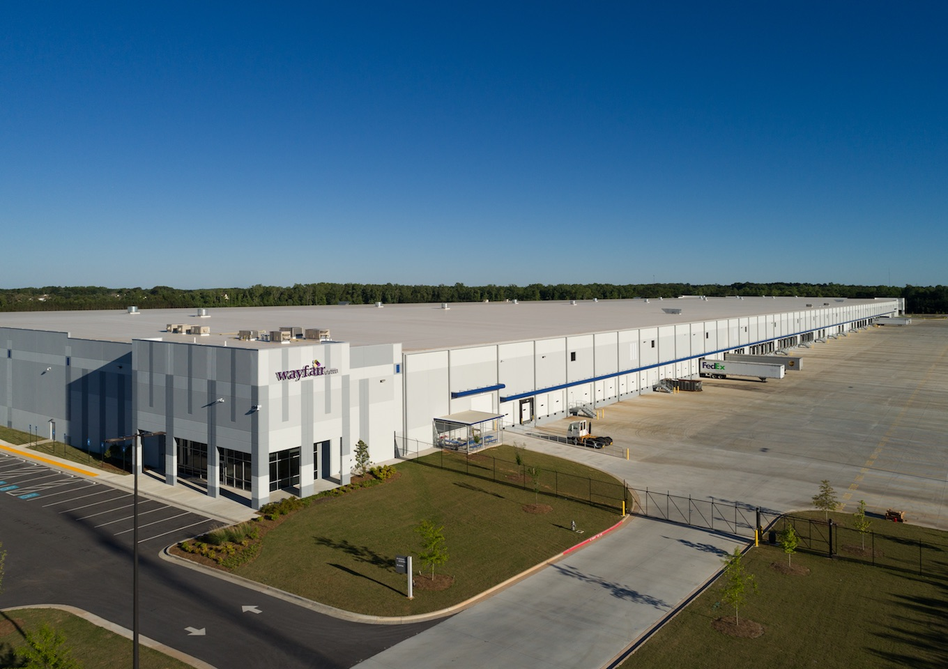 King Mill Distribution Center