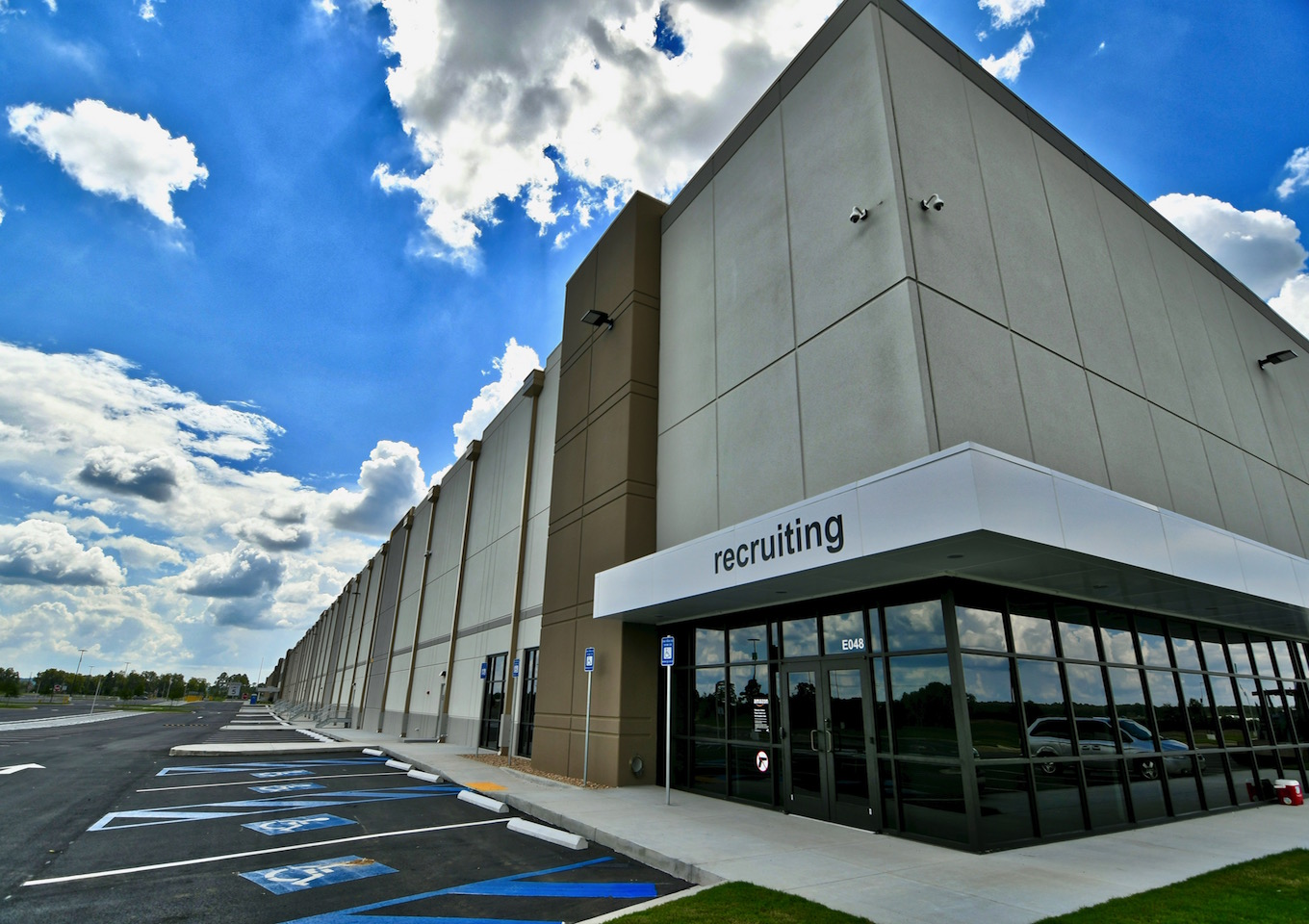 E-Commerce Fulfillment Center